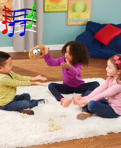بازی های جشن تولد-سیب زمینی داغ
