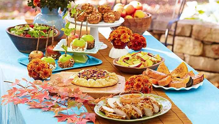 ایده های غذاها و خوراکی های جشن تولد کودکان - غذای شام تولد - میان وعده جشن تولد