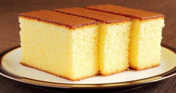 جوش شیرین - نقش جوش شیرین در کیک - پف کیک