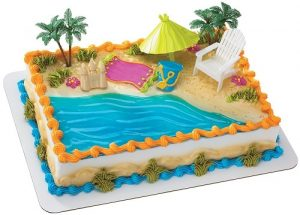 تم تولد - تم تولد نوجوان - تم تولد ساحل دریا - جشن تولد