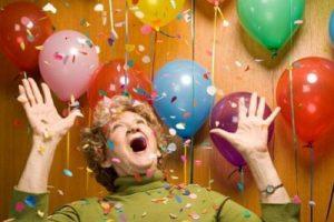 سورپرایز تولد - سورپرایز جشن تولد - تولد غافلگیرانه - مهمانی غافلگیرانه