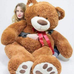 هدیه تولد برای خانم ها - هدیه تولد زنانه - کادو تولد - عروسک خرسی