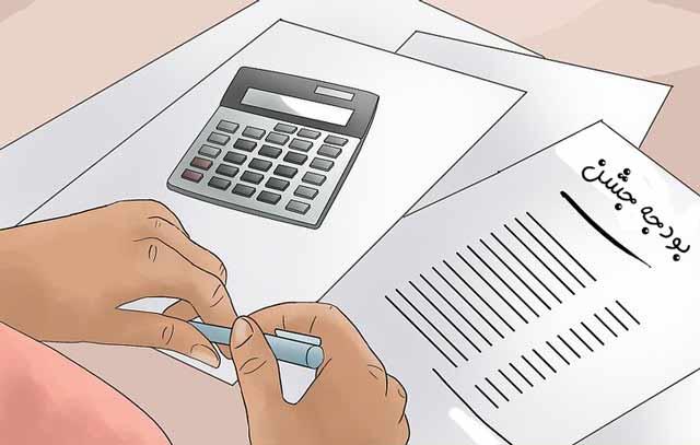 تعيين بودجه جشن تولد - كيك تولد ارزان - انتخاب كيك تولد