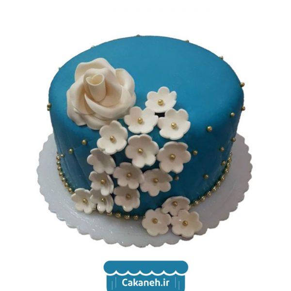 کیک تولد اصفهان - سفارش کیک تولد - خرید اینترنتی کیک تولد - کیک تولد گل