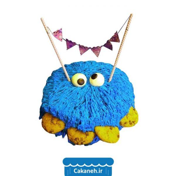 سفارش کیک تولد - خرید اینترنتی کیک تولد - کیک تولد خانگی - کیک تولد خنگولک