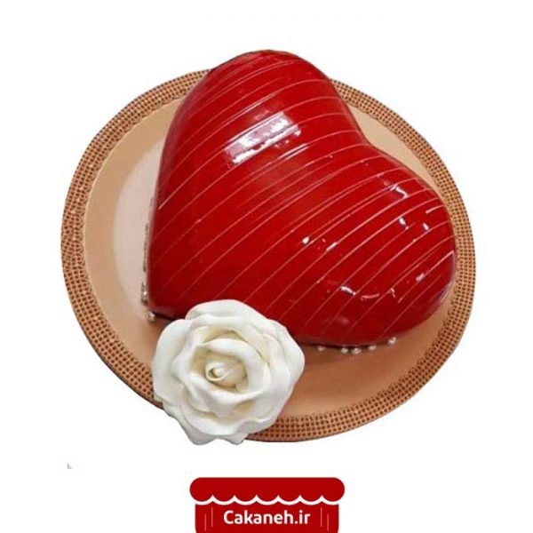 سفارش اینترنتی کیک تولد - کیک تولد - سفارش کیک تولد اصفهان - کیک قلب - کیک اصفهان