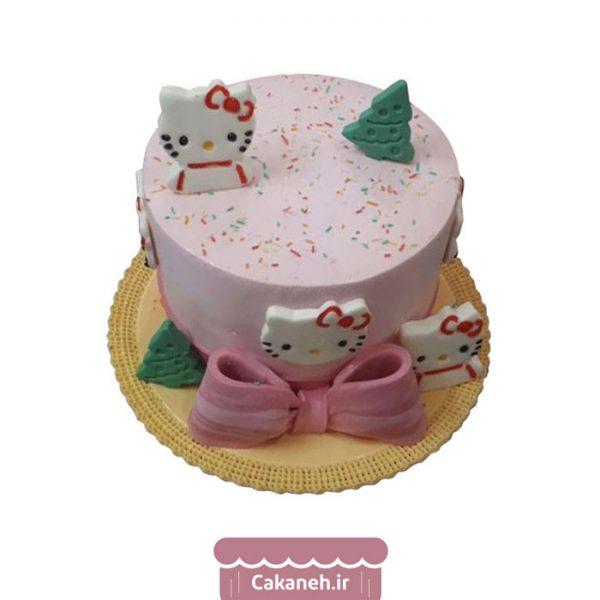 سفارش کیک تولد - خرید اینترنتی کیک تولد - کیک تولد اصفهان - کیک تولد گربههای کوچولو