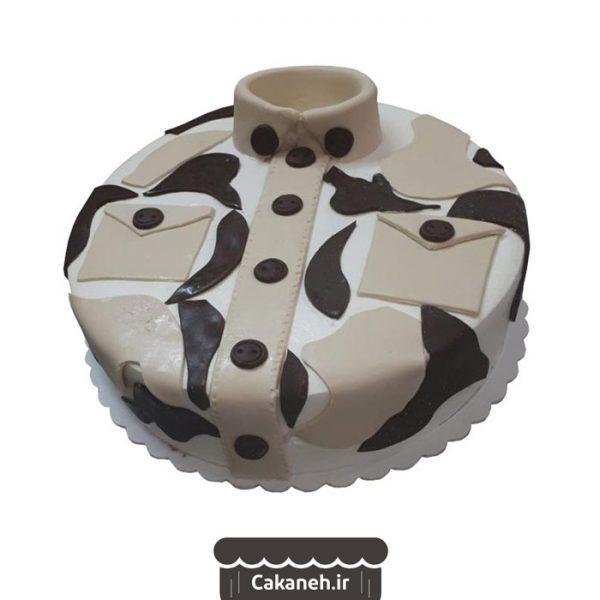 سفارش کیک تولد - خرید اینترنتی کیک تولد - کیک تولد اصفهان - کیک تولد نظامی