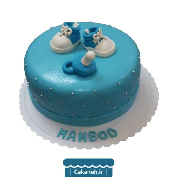 سفارش کیک تولد - خرید اینترنتی کیک تولد - کیک تولد اصفهان - کیک تولد نوزاد