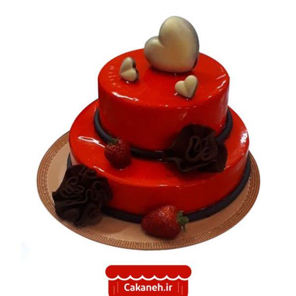 سفارش کیک تولد - خرید اینترنتی کیک تولد - کیک تولد اصفهان - کیک تولد عاشقانه