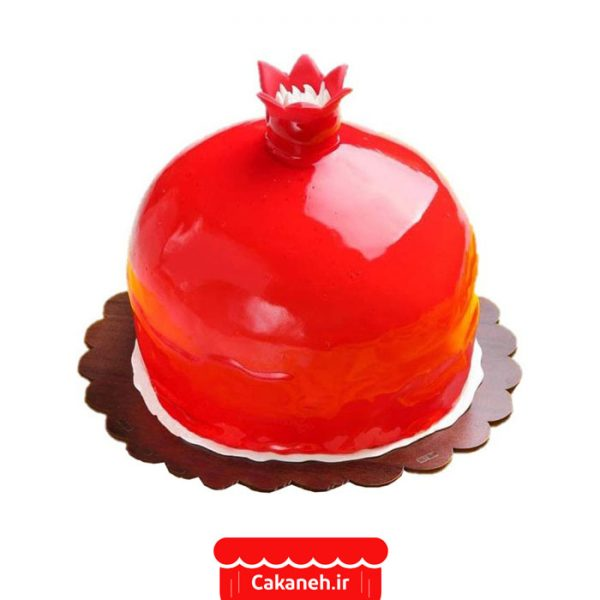 کیک شب یلدا - کیک یلدا - شب یلدا - سفارش کیک - کیک تولد اصفهان - سفارش اینترنتی کیک