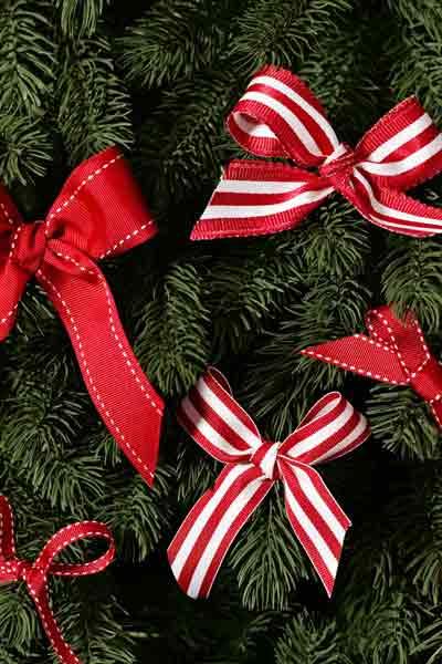 تزیین درخت کریسمس10