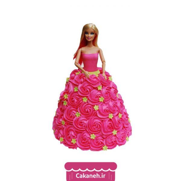 کیک کارتونی - کیک باربی - کیک تولد دخترانه - سفارش کیک تولد - خرید اینترنتی کیک تولد - کیک تولد اصفهان - کیک خانگی