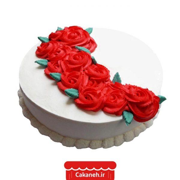 کیک گل - کیک زنانه - کیک دخترانه - سفارش کیک تولد - خرید اینترنتی کیک تولد - کیک تولد اصفهان - کیک خانگی