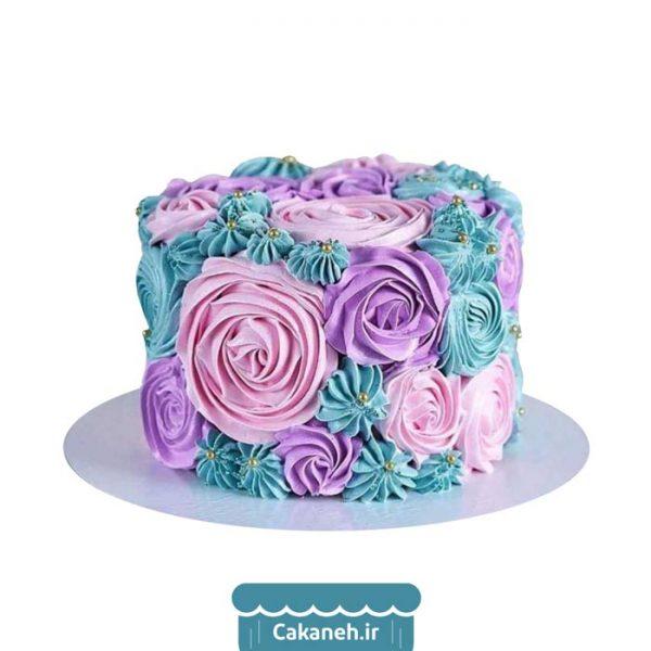 کیک زنانه - کیک دخترانه - کیک خانگی - سفارش کیک تولد - خرید اینترنتی کیک تولد - کیک تولد اصفهان