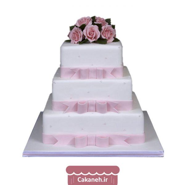 کیک عقد - کیک عروسی - کیک طبقاتی - سفارش کیک تولد - کیک تولد در اصفهان