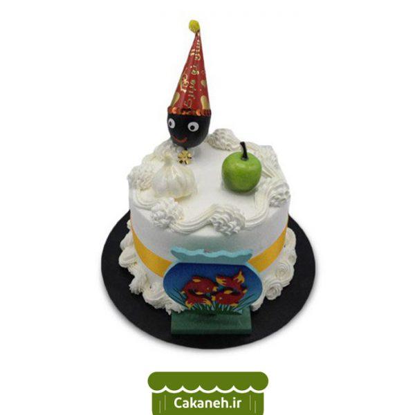 کیک نوروز - کیک جشن نوروز - کیک عید - سفارش کیک تولد - کیک تولد در اصفهان