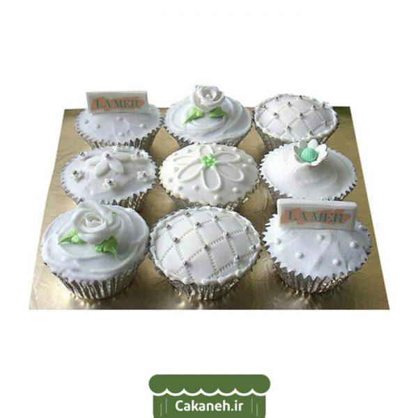 کاپ کیک - کاپ کیک عقد - کیک عقد - کیک خانگی - سفارش کیک تولد - کیک تولد در اصفهان