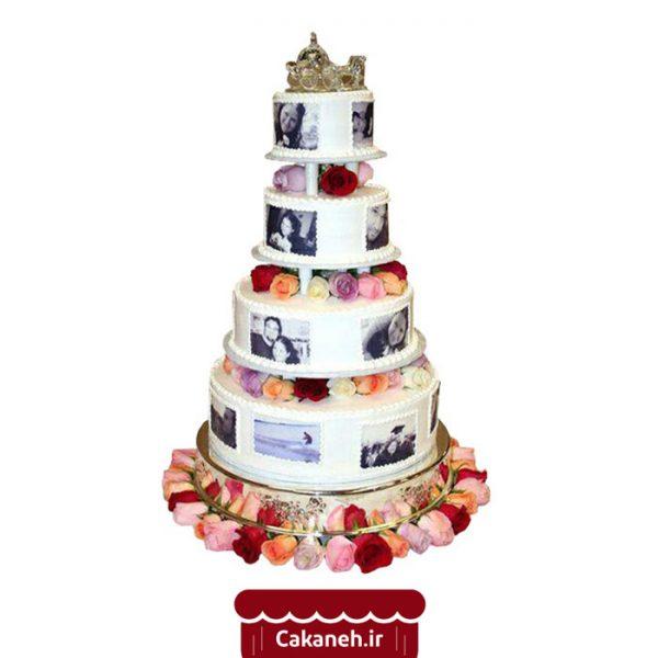 کیک عقد - کیک خانگی - کیک تصویری - کیک طبقاتی - سفارش کیک تولد - کیک تولد در اصفهان