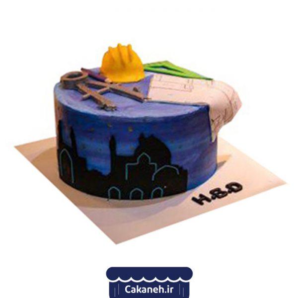 کیک معماری - کیک مشاغل - کیک خانگی - سفارش کیک تولد - کیک تولد در اصفهان
