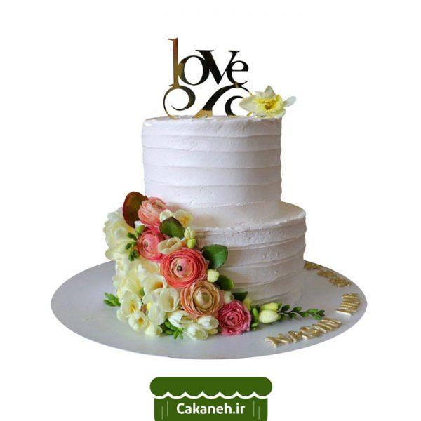 کیک نامزدی - کیک عقد - کیک عروسی - کیک تولد - کیک خانگی - سفارش کیک تولد - کیک تولد در اصفهان