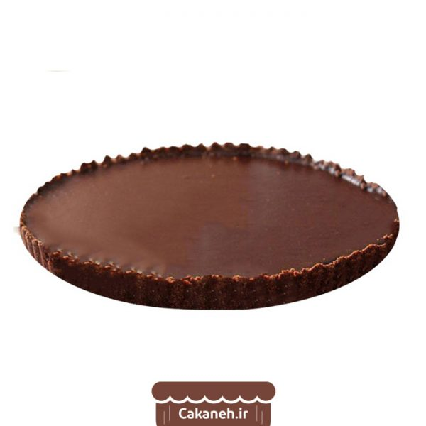 تارت شکلاتی - کیک کافی شاپی - کیک خانگی - سفارش کیک تولد - کیک تولد در اصفهان