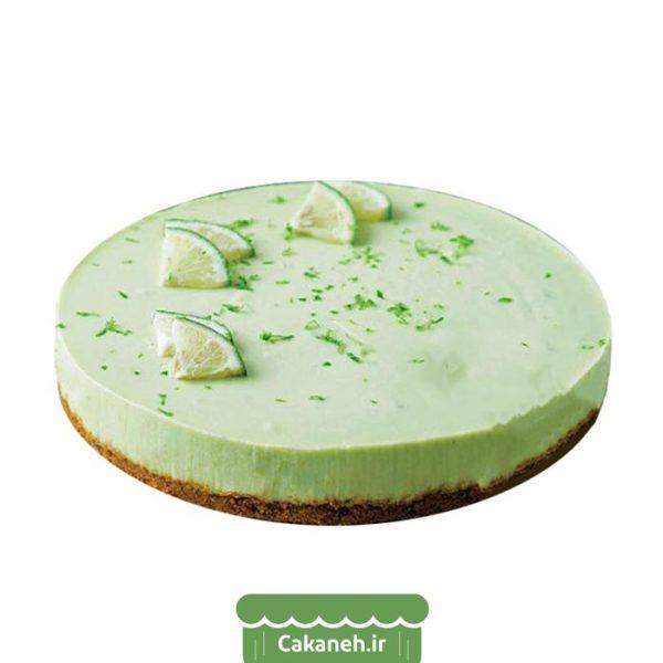 چیز کیک لیمو ترش - کیک پنیری - کیک کافی شاپی - کیک خانگی - سفارش کیک تولد - کیک تولد در اصفهان