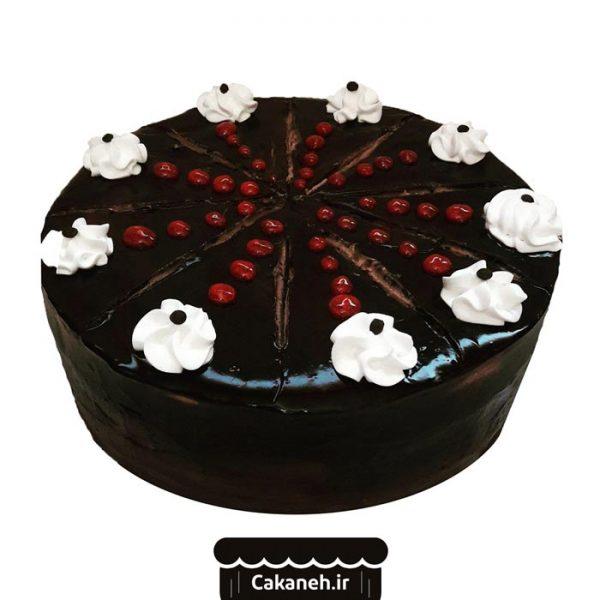 کیک کافی شاپی - کیک شکلاتی - کیک خانگی - کیک تولد - کیک تولد در اصفهان