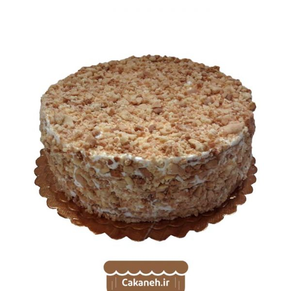 کیک روسی - کیک کافی شاپی - کیک خانگی - کیک تولد - کیک تولد در اصفهان
