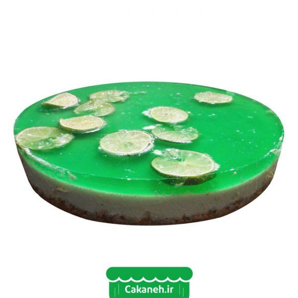 چیز کیک لیمو ترش - کیک پنیری - کیک خانگی - کیک کافی شاپی - کیک تولد - کیک تولد در اصفهان
