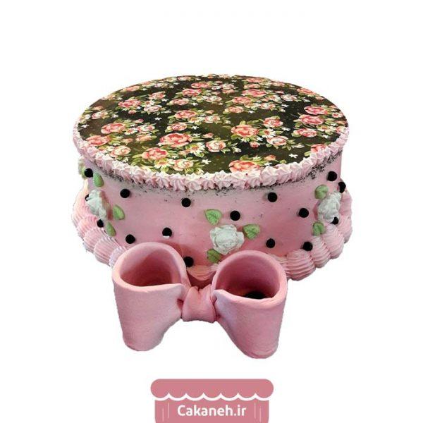 کیک گل - کیک خانگی - کیک تولد - سفارش کیک تولد - کیک تولد در اصفهان