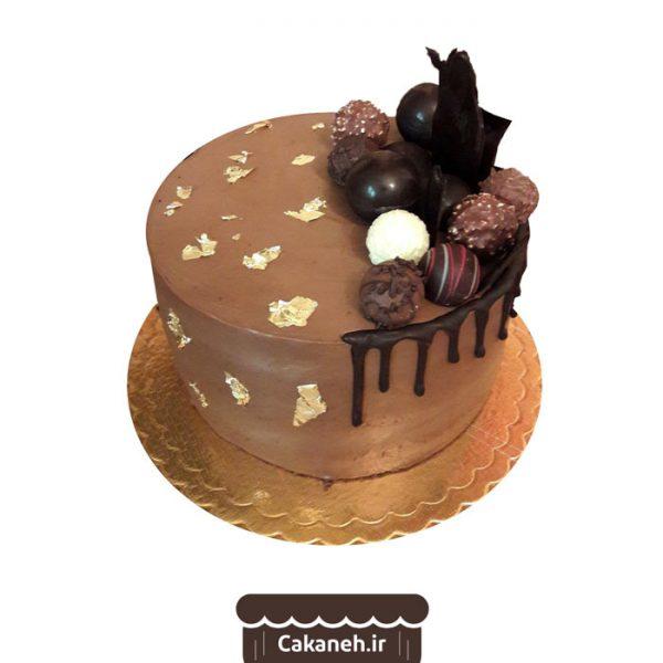 کیک روسی - کیک کافی شاپی - کیک خانگی - سفارش کیک تولد - کیک تولد در اصفهان