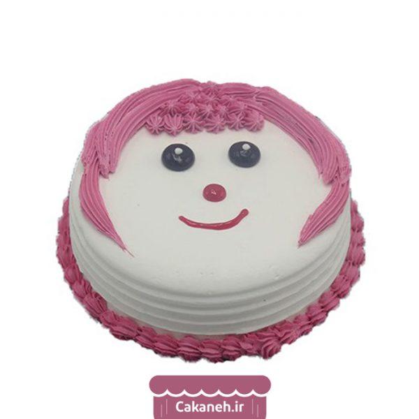 کیک دخترانه - کیک کودک - کیک خانگی - سفارش روزانه - سفارش کیک تولد - کیک تولد در اصفهان