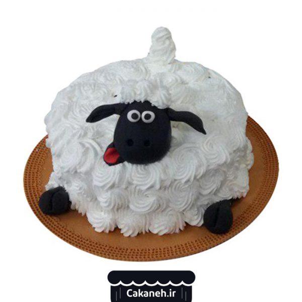 کیک بره ناقلا - کیک کارتونی - کیک کودک - کیک خانگی - سفارش روزانه - سفارش کیک تولد - کیک تولد در اصفهان