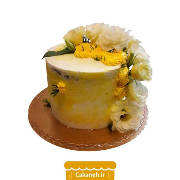 کیک روسی - کیک روسی رزماری - کیک خانگی - کیک تولد - سفارش کیک تولد - کیک تولد در اصفهان