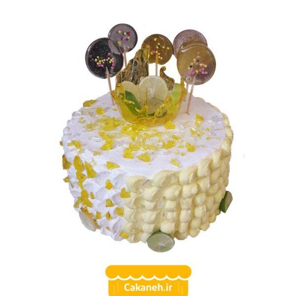کیک روسی - کیک کوکونات - کیک لاکچری - کیک خانگی - سفارش کیک تولد - کیک تولد در اصفهان