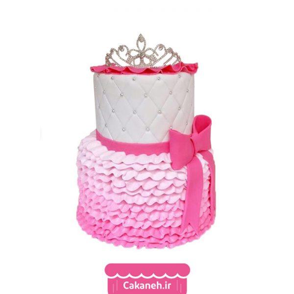 کیک تولد دخترانه - کیک طبقاتی - کیک خانگی - کیک پاپیون - سفارش کیک تولد - کیک تولد در تهران